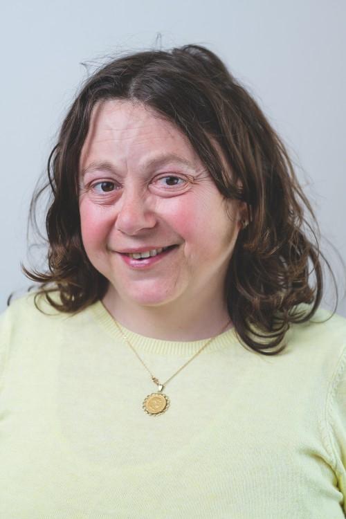 Bc. Barbora Wanecká učitelka ve speciální třídě