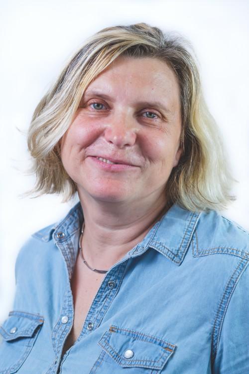 Věra Weissová, asistentka ve speciální třídě